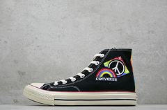 彩虹 Converse Chuck Taylor All Star 1970 「Pride Parade」反战彩虹 尺码:35 -44