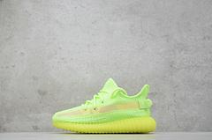 童鞋YEEZY 350 V2 荧光绿 PK纯原 尺码: 5K-3K 115mm-210mm