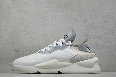 YohjiYamamoto 三本耀司 Y-3 ?Kaiwa Chunky Sneakers 凯瓦 复古老爹 3M反光银白灰 尺码:36-45