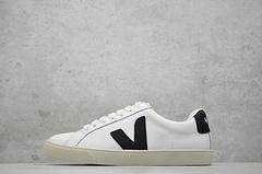 维佳 Veja Leather Extra Sneakers 埃斯普拉系列 全头层进口牛皮 舒适面革内里 所售代购渠道 尺码:35 36 37 38 39
