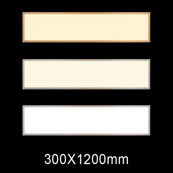 led panel 30x30 60x60 30x60 30x120 cm 12 36w weiss. Black Bedroom Furniture Sets. Home Design Ideas