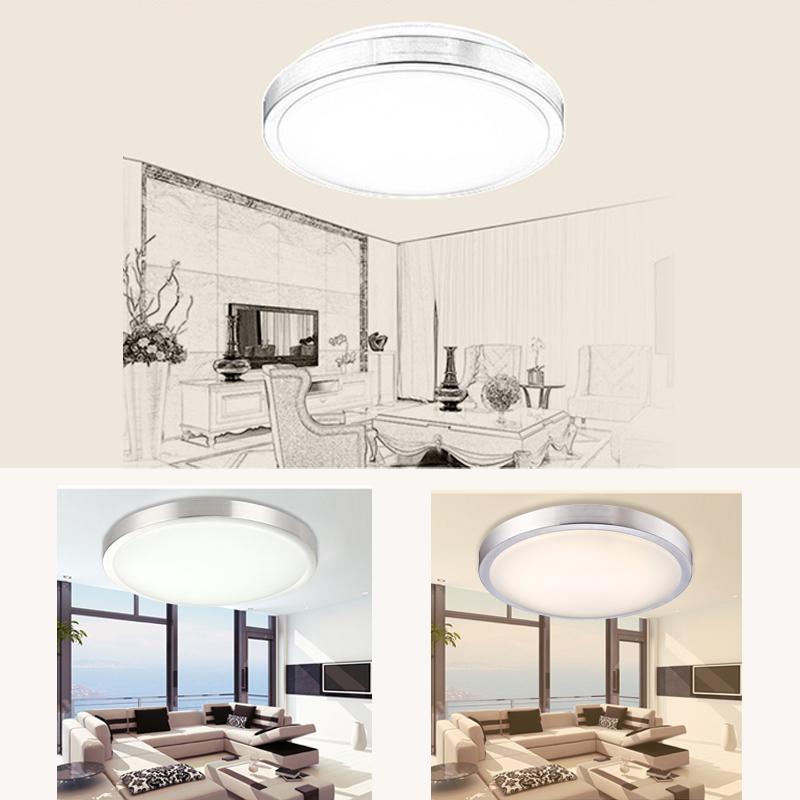 16w 18w 24w 36w 48w led ceiling down light bathroom living lighting
