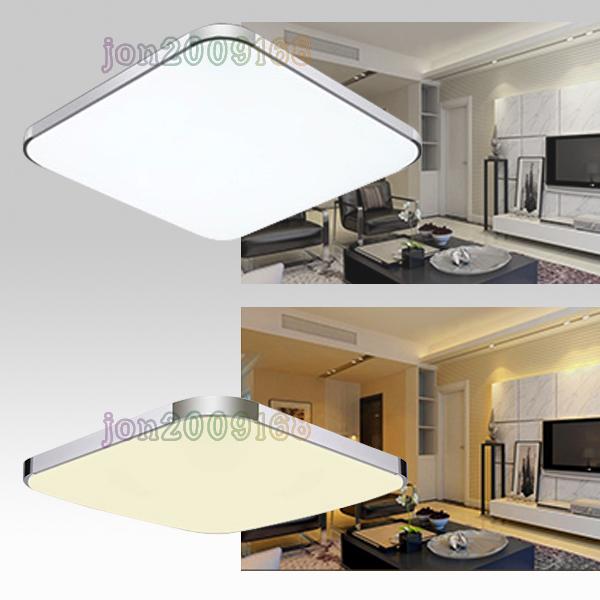 12w led deckenlampe deckenleuchte wandlampe badezimmer wohnzimmer warmwei wei ebay - Badezimmer wandlampe ...