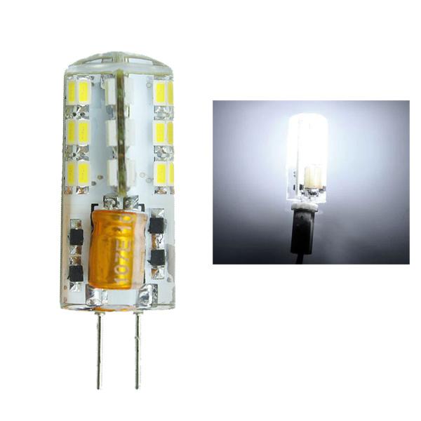 10x g4 3w led lampe gl hbirne 48smd ac dc 12v leuchtmittel. Black Bedroom Furniture Sets. Home Design Ideas