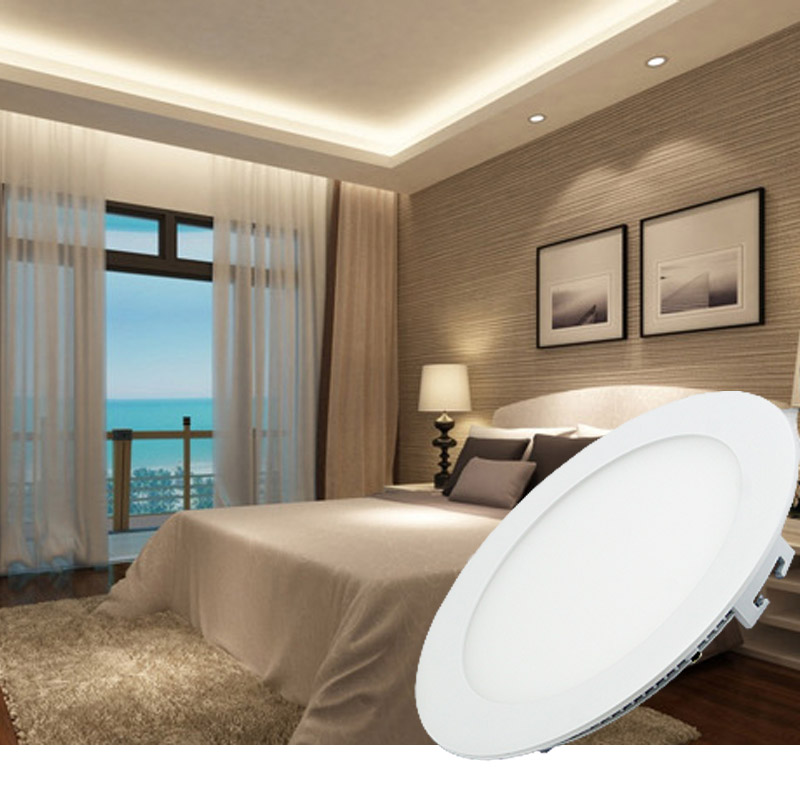 led panel 30x120 60x60 62x62 cm deckenleuchte spot light rund pendelleuchte ebay. Black Bedroom Furniture Sets. Home Design Ideas