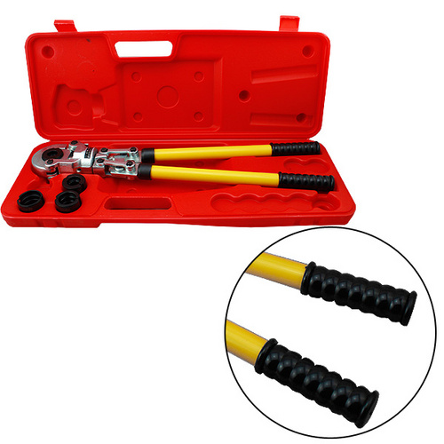 Hydraulic copper pipe pressing fitting crimping tool pex