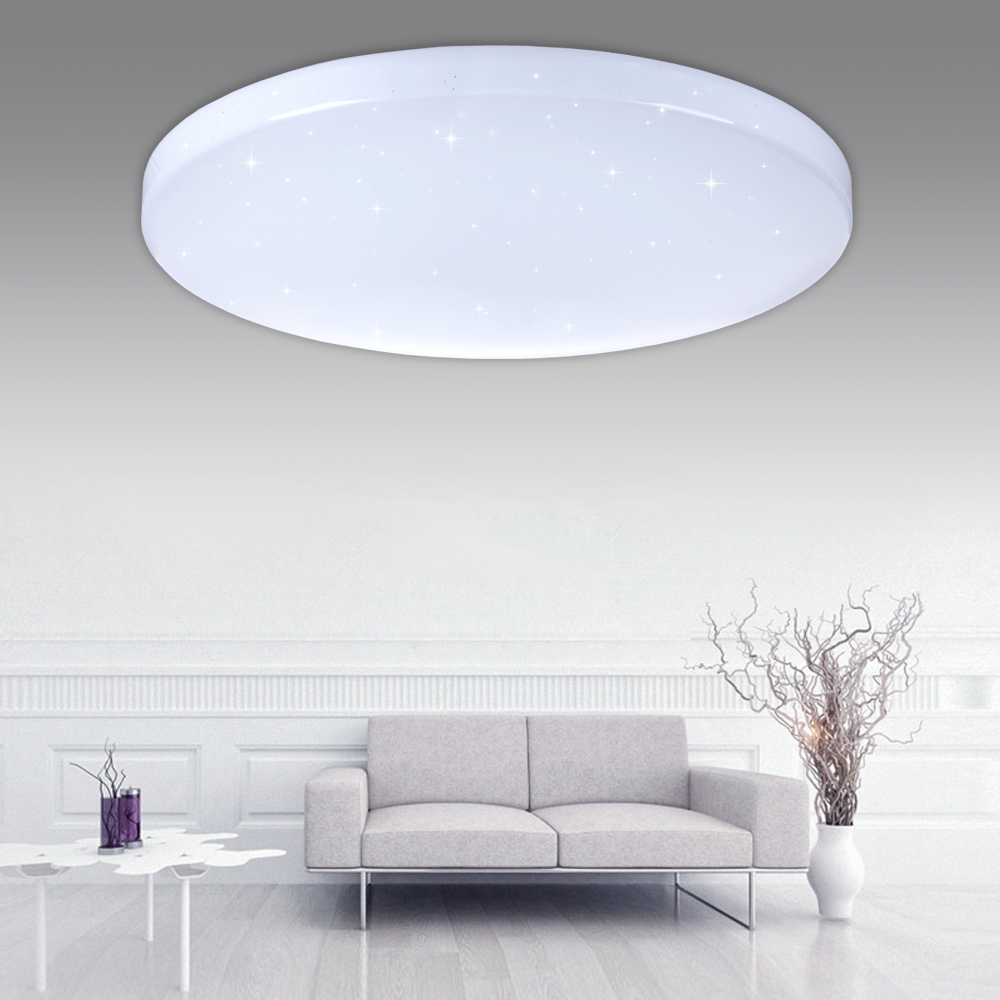 50w led deckenlampe starlight leuchte wandlampe badlampe for Badlampe design
