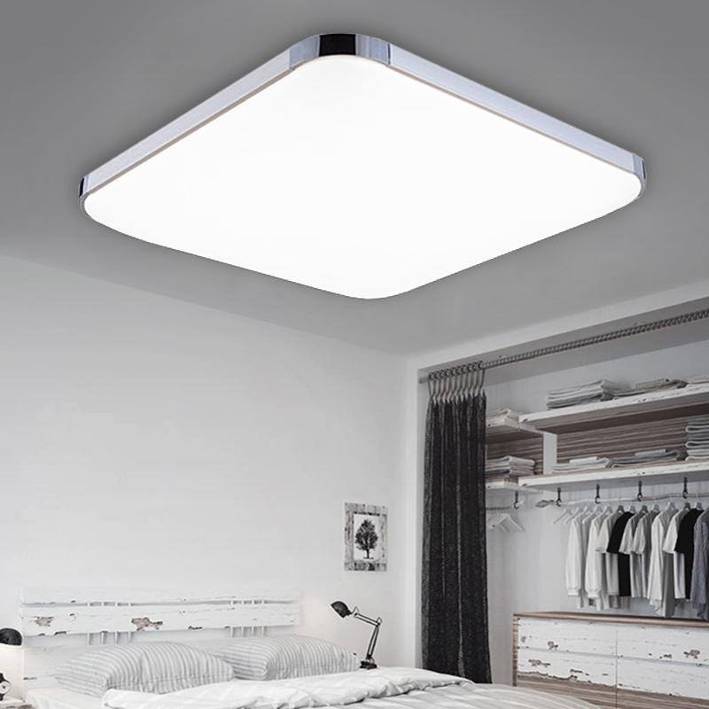 Energy Saving LED Panel Ceiling Light Corridor Kitchen