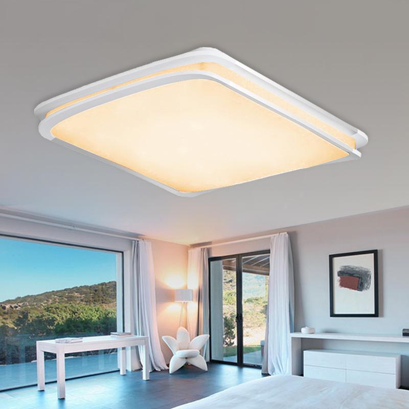 64w led modern deckenlampe designleuchte deckenbeleuchtung