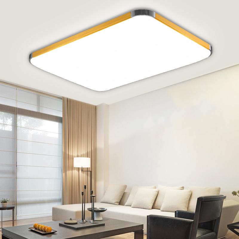 48w led deckenleuchte deckenlampe beleuchtung wohnzimmer. Black Bedroom Furniture Sets. Home Design Ideas