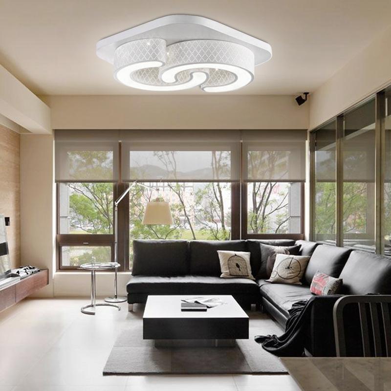 24W 48W 72W LED Deckenleuchte Wandlampe Wohnzimmer Kche Deckenlampe Dimmbar