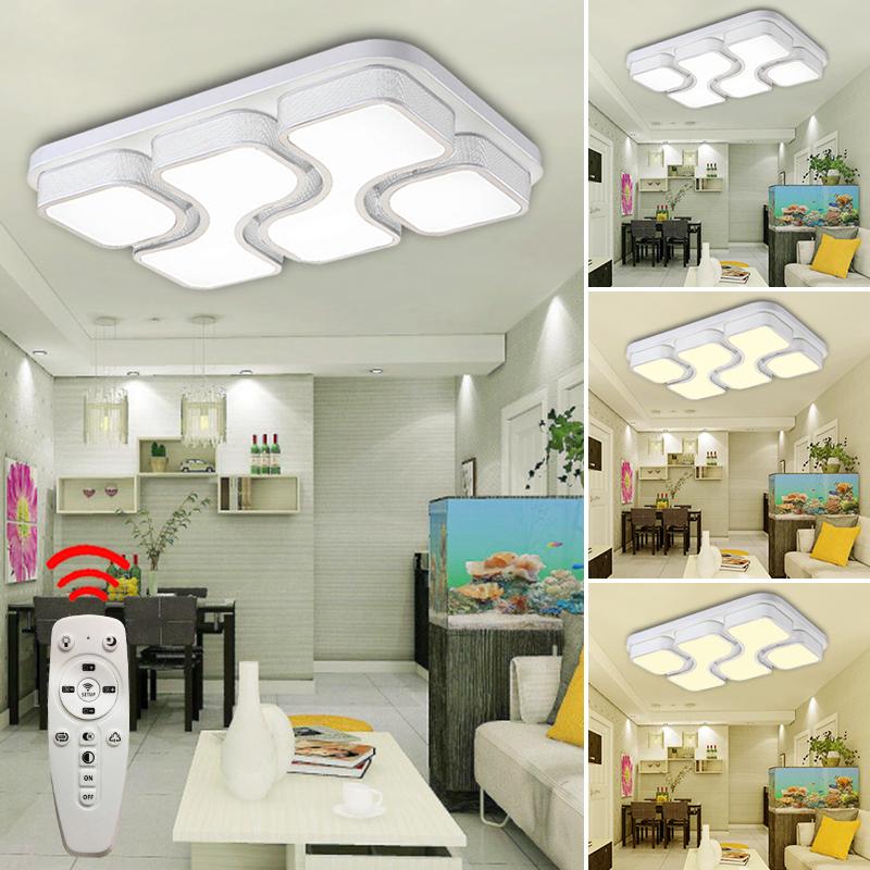 deckenleuchte flur led 36w led deckenleuchte wandlampe deckenlampe wohnzimmer design 9w rgb. Black Bedroom Furniture Sets. Home Design Ideas