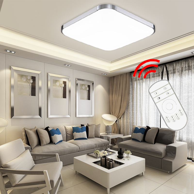 12w 48w led deckenleuchte deckenlampe badleuchte for Schlafzimmer deckenlampe led