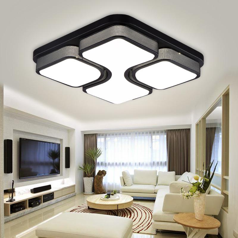 48w led deckenlampe wohnzimmer deckenleuchte badlampe for Deckenleuchte esszimmer