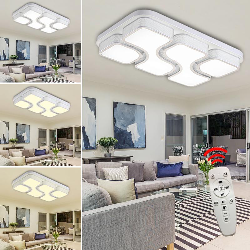 W modern led deckenlampe wohnzimmer deckenleuchte
