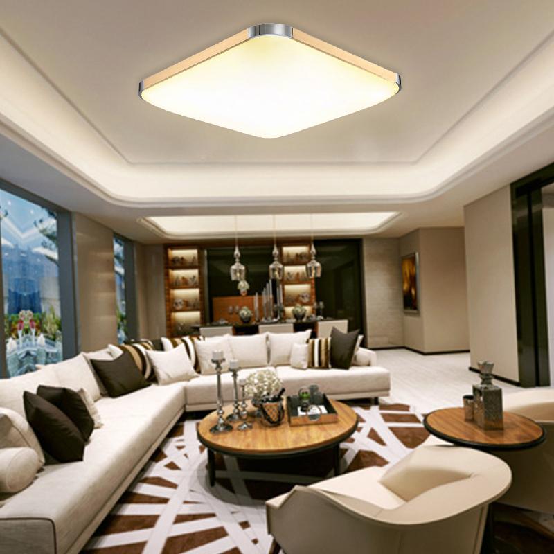Deckenleuchte Deckenlampe Wohnzimmer Badleuchte Dimmbar K U00fcchen Lampe