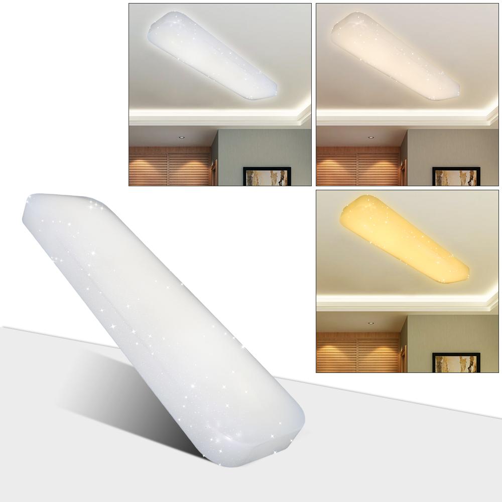 30w 30w satz sternenhimmel led deckenleuchte lampe. Black Bedroom Furniture Sets. Home Design Ideas