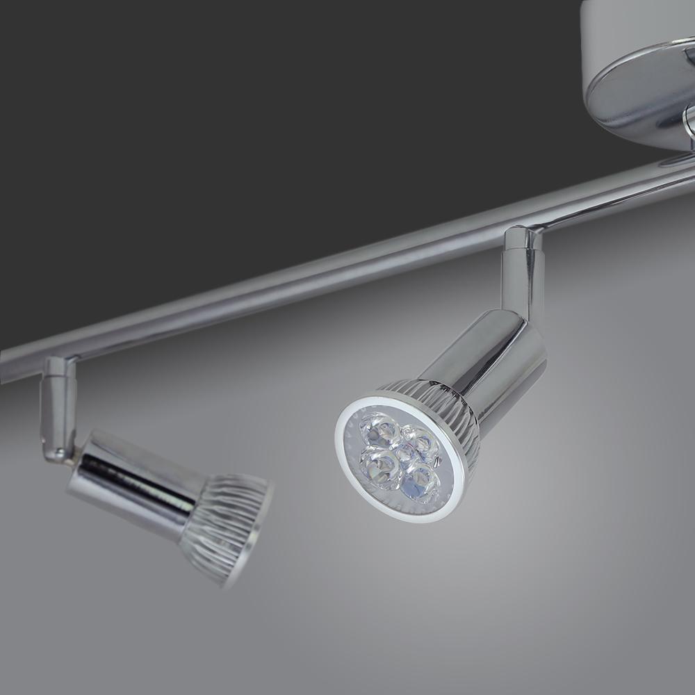 verstellbar gu10 led deckenleuchte deckenlampe deckenstrahler gesch ft k che ebay. Black Bedroom Furniture Sets. Home Design Ideas