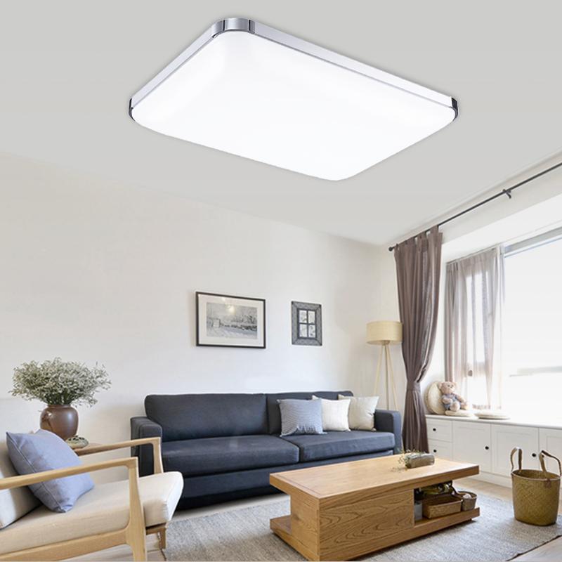48w led deckenleuchte deckenlampe designleuchte wohnzimmer for Deckenleuchte esszimmer