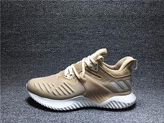 阿尔法Alphabounce Beyond 2 M 男鞋 BD7098米黄色40-45