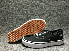 万斯轻底 Vans ComfyCush 经典Authentic低帮帆布鞋VN0A3WM7VNE 肆男女鞋36-44