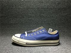 Converse匡威1970s海军蓝高低帮帆布鞋162064c男女鞋35-44