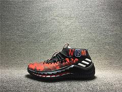 Bape x Adidas Dame 4 利拉德4联名迷彩 AP9976  40-44