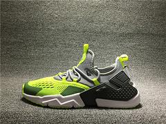 公司货真标Nike华莱士5代 qq红包秒抢软件 NIKE AIR HUARACHE DRIFT 男子运动鞋 A01133-001  40-44