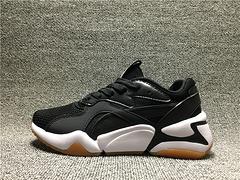 Puma Nova 90'S BLOC 透气 复古板鞋 老爹鞋   369486 01 柒 女鞋35.5-39