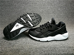 高品质1:1质量 Nike Air Huarache网面透气跑步鞋634835-006女鞋36-40