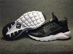 2016爆款高品质1:1质量 Nike Air Huarache网面透气跑步鞋819685-001男鞋39-44.5