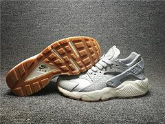 2016爆款高品质1:1质量 Nike Air Huarache网面透气跑步鞋683818-012男女鞋36-44.5
