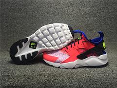 2017爆款高品质1:1质量 Nike Air Huarache网面透气跑步鞋753889-996女鞋36-40