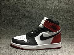 乔丹Air Jordan 1 OG Black Toe 黑脚趾 555088-125 男鞋39-45