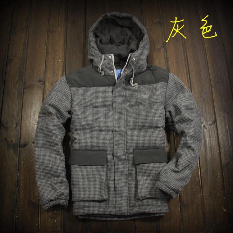 【跟单新货到】正品吊牌2099 同步款男士羽绒服外套 80%灰鸭绒 修身常规款跟单原厂