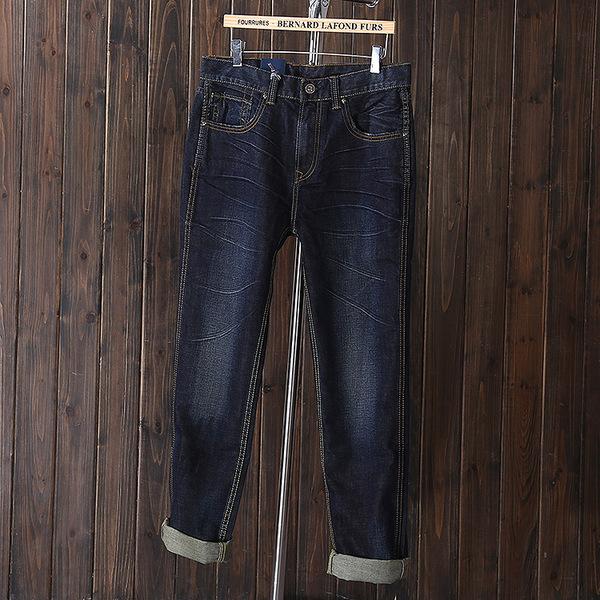 【跟单新货】绝对正品品质!意大利高端男装cain owen正品出货!修身牛仔裤