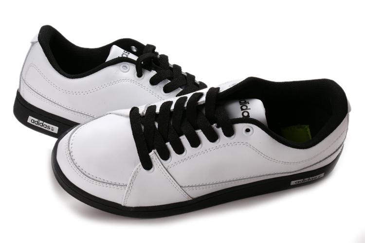 阿迪达斯Adidas休闲鞋 0923系列 白黑 男鞋
