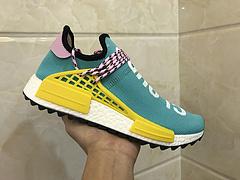 Adidas 阿迪达斯 新人类 Human Race 人类菲董联名 AC7188 玉黄 36-45