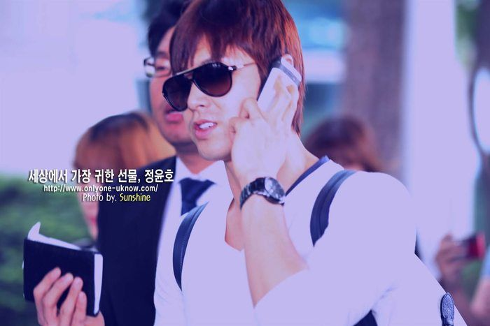 [Only]110522 Incheon Airport 006