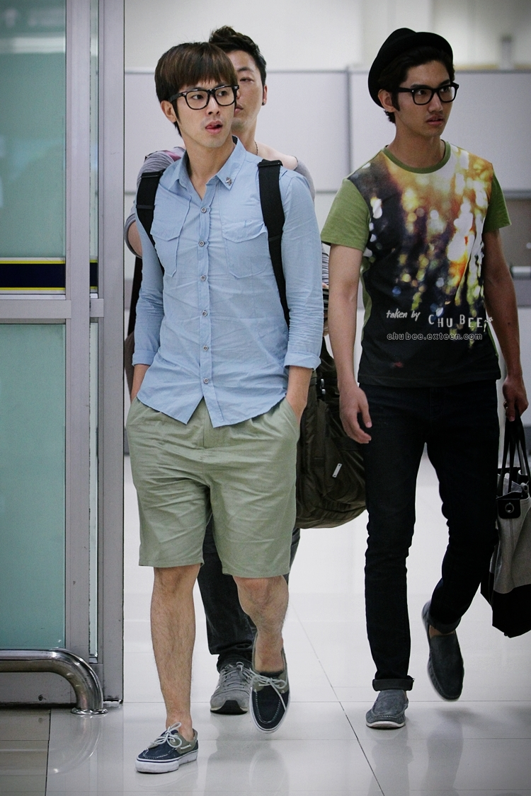 [Chubee]110731 Gimpo Airport003