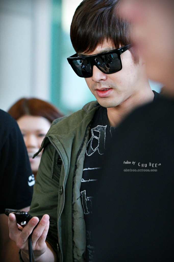 [Chubee]111012 Incheon Airport 006
