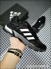 公司级阿迪达斯adidas新款马拉松1代冰丝材料跑鞋