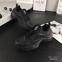 真标 二层皮 Nike Air M2K Tekno bet36是不是黑_英国bet36体育在线_bet36最新体育备用复古老爹鞋男女跑鞋 AO3108-003 40-45