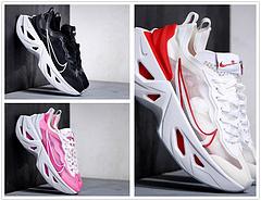 Nike Wmns Zoom X Segida塞吉达旋风轻量系列厚底老爹超级慢跑鞋。