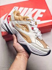 大量出货 Nike Air M2K Tekno V2 qq红包秒抢软件复古老爹鞋男女鞋 AO3108-006 36-45