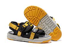 黄色男鞋36-44新百伦New Balance UNI TOKYO 韩版沙滩时尚凉鞋系列