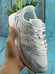 "Adidas TRESC RUN女子运动鞋 阿迪达斯巴斯夫真爆 ""火焰山""白 36--45 真标带半码"