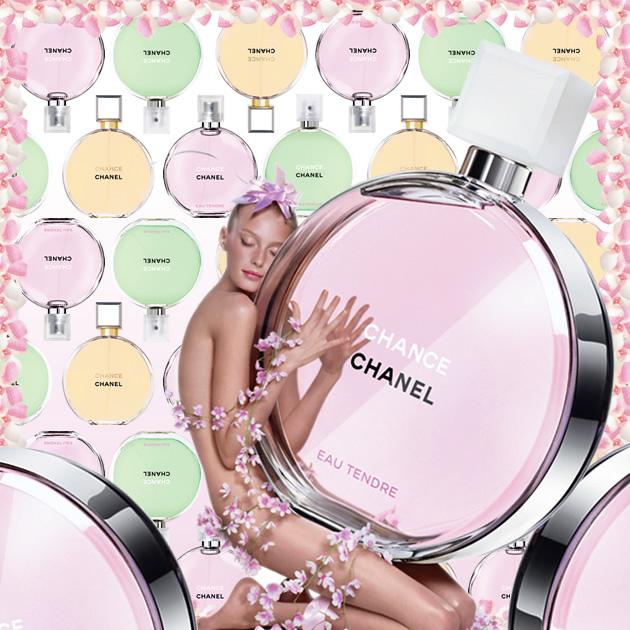 Chanel Chance Eau Tendre 3