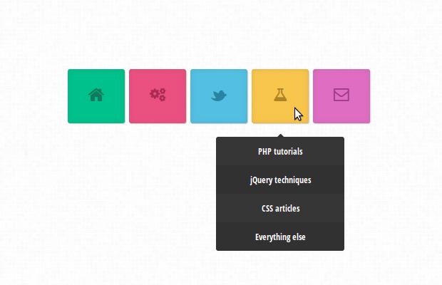 css3-animated-dropdown-menu