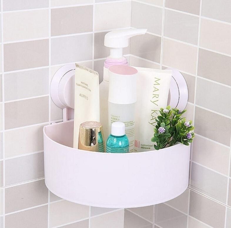 bathroom corner storage rack organizer shower shelf. Black Bedroom Furniture Sets. Home Design Ideas
